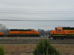 BNSF 1888 & BNSF 2019